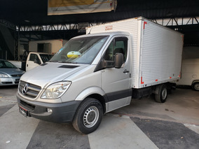 Mb Sprinter,311cdi 2014,c/ Baú,unico Dono,manual,chave Copia