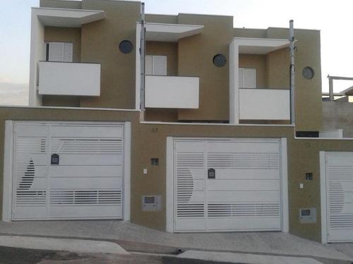 Sobrado Com 2 Dormitórios À Venda, 127127 M² Por R$ 410.000 - Jardim Três Marias - São Paulo/sp - So6453