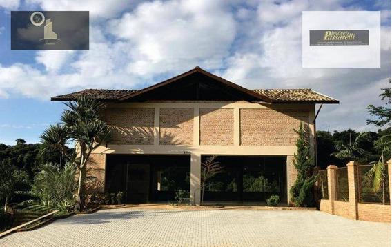 Salão À Venda, 386 M² Por R$ 2.370.000 - Caixa D´água - Vinhedo/sp - Sl0053