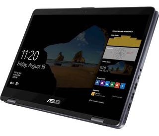 Asus - Vivobook Flip Tp510ua 2-in-1 15.6 Touch-screen Lapto