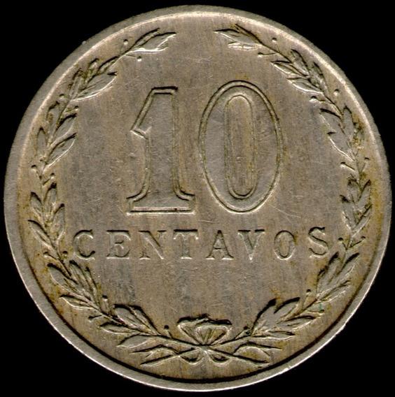 Spg Argentina 10 Centavos 1920
