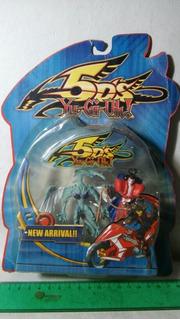 Muñecos Yu-gi-oh Goyo-guardian/ Stardust Dragon En Blister