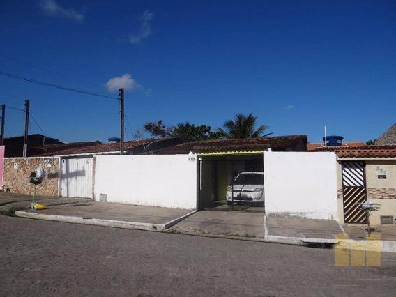 Casa Residencial À Venda, Petrópolis, Maceió. - Ca0119