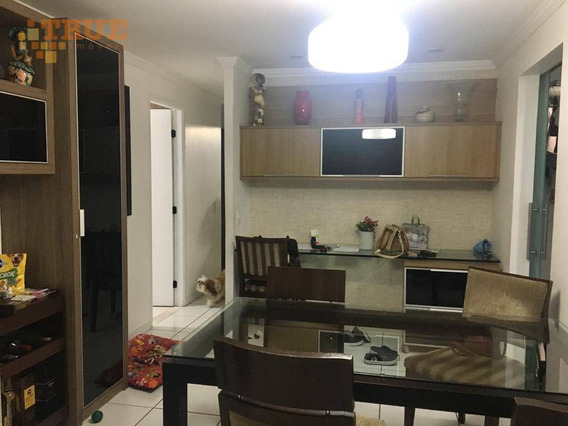 Apartamento Com 3 Dormitórios À Venda, 105 M² Por R$ 670.000 - Casa Amarela - Recife/pe - Ap3367