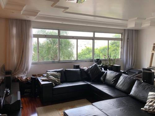 Imagem 1 de 21 de Apartamento Com 3 Dormitórios À Venda, 130 M² Por R$ 520.000,00 - Centro - São Bernardo Do Campo/sp - Ap0661