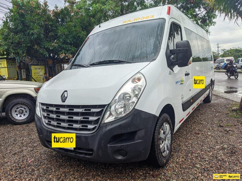 Imagen 1 de 14 de Microbus Renault Master 2019