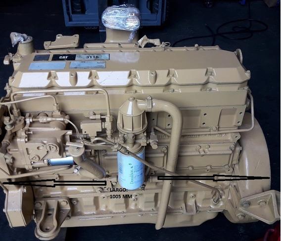 Motor Caterpillar 3116 250hp