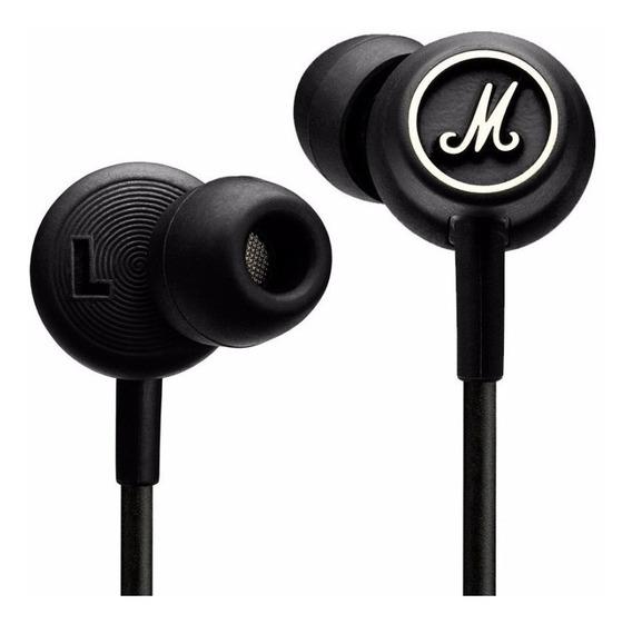 Fone De Ouvido Marshall Headphones Mode Preto/branco