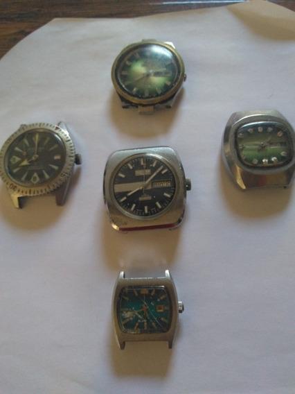 Relógios De Pulso Masculinos Antigos