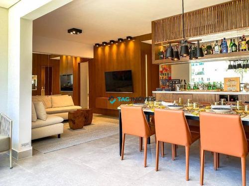 Imagem 1 de 30 de Apartamento Com 3 Dormitórios À Venda, 98 M² Por R$ 811.235,00 - Taquaral - Campinas/sp - Ap2371