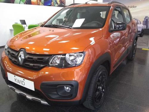 Renault Kwid 1.0 Sce 66cv Zen #ms