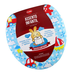 Assento Sanitário Redutor Infantil Clink