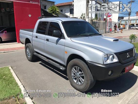 L200 Gl 2.5 4x4 Cd Diesel