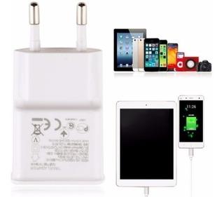 Plug Tomada Carregador Celular Samsung Entrada Usb