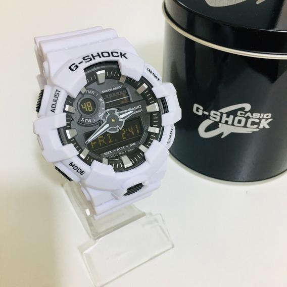 Relógio G S Linha Diamante Ga 700