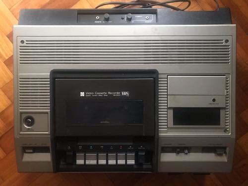 Videograbadora Vhs National Nv8610-ar Japon