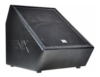 Bafle Activo Monitor Escenario Fenix1220ma Ampro Fervanero