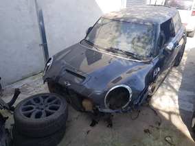 Mini Cooper 1.6 S Turbo Con Baja Chocado!!!