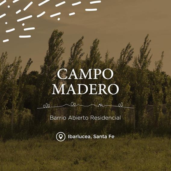 Barrio Abierto Residencial -campo Madero- Ibarlucea