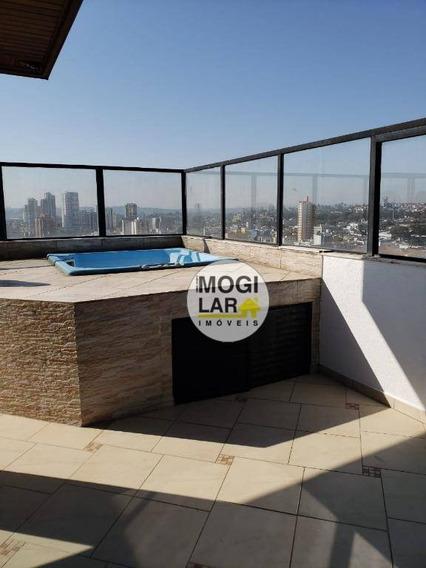Cobertura Duplex No Centro De Mogi - Ad0001
