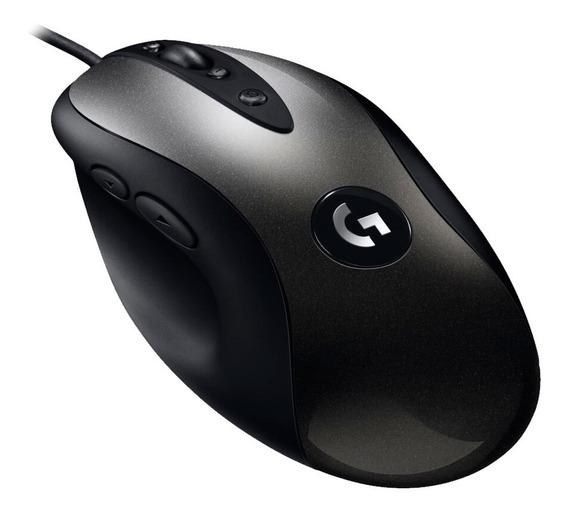 Mouse Gamer Mx518 Hero Usb Original Logitech G