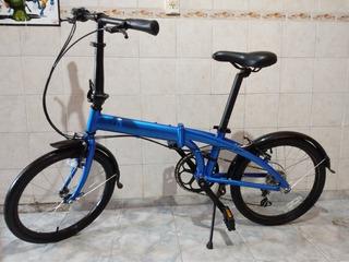 Bicicleta Plegable Tern Link B7 ( 2 Km De Uso)