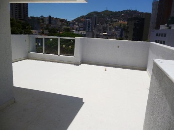 Cobertura 2 Quartos No Bairro Serra - 4426
