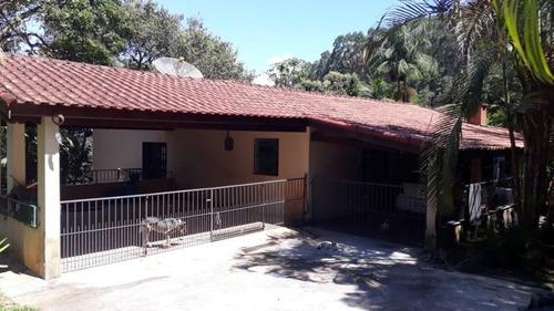 Imagem 1 de 7 de Chácara Com 3 Dormitórios À Venda, 16000 M² Por R$ 950.000,00 - Freitas - São José Dos Campos/sp - Ch0128
