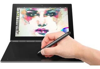 Laptop Yoga Book Touch 2 En 1 Android Za0v0035us Lenovo