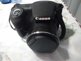 Câmera Semi Profissional Cannon