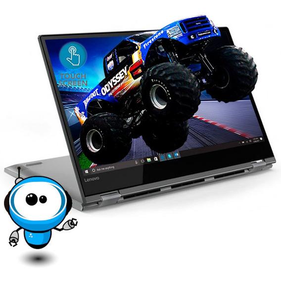 P O T E N T E Lenovo 360 Core I7 8va 512 Ssd 16 Gb + Touch!