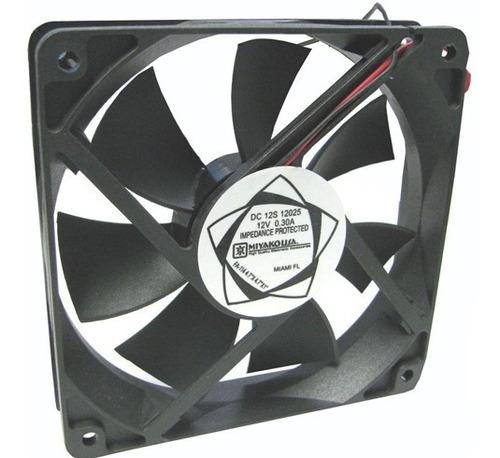 Ventilador Fan Cooler Extractor 12v Miyako Usa Original