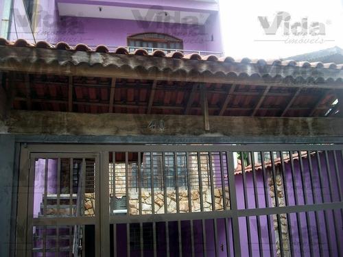 Casa Sobrado A Venda  Em Vila Yolanda  -  Osasco - 31795