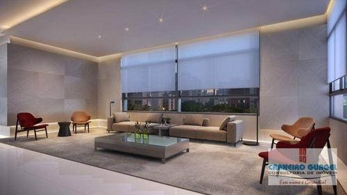 Imagem 1 de 21 de Apartamento Com 3 Dormitórios À Venda, 156 M² Por R$ 3.299.820,00 - Paraíso - São Paulo/sp - Ap3296