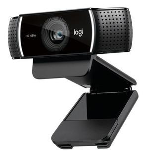 Logitech C922 Prostream Webcam Hd 1080p 720p 60 Hace1click1