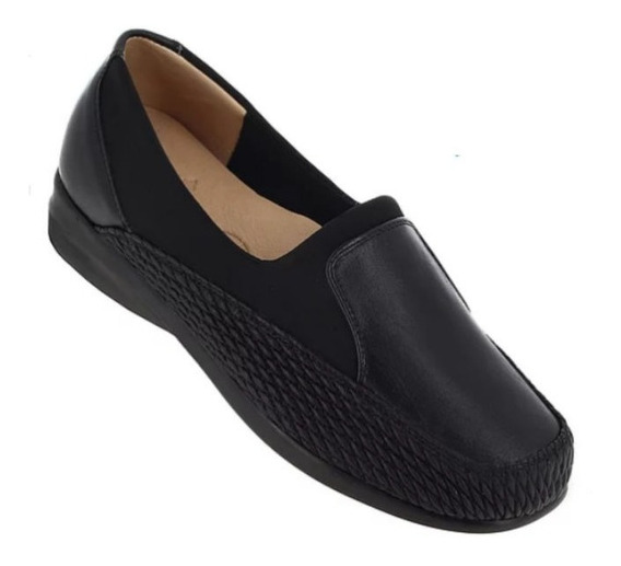 Zapato De Diabético Artritis Dama Addiction De Piel