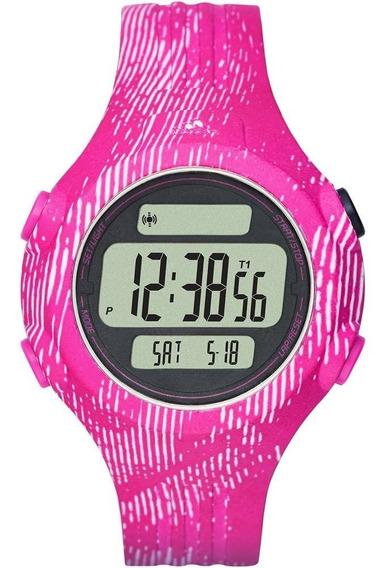 Relógio adidas Feminino Rosa Redondo Esportivo Adp3187/8tn