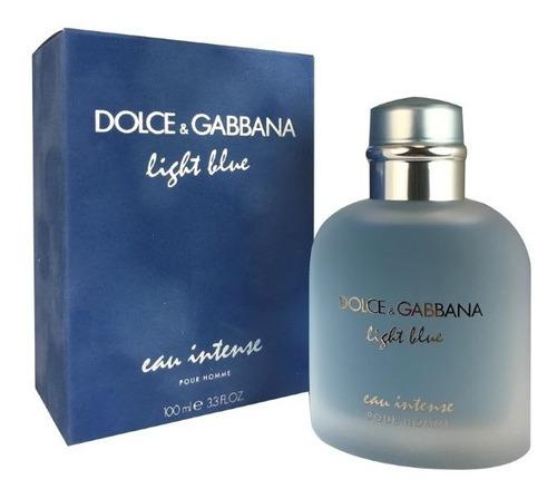 Imagen 1 de 1 de Perfume Light Blue Intense Edp 100ml De Dolce & Gabbana
