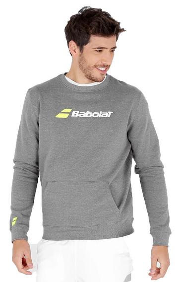 Buzo Babolat Sweat Shirt Chicos Niños Kids Junior - Olivos