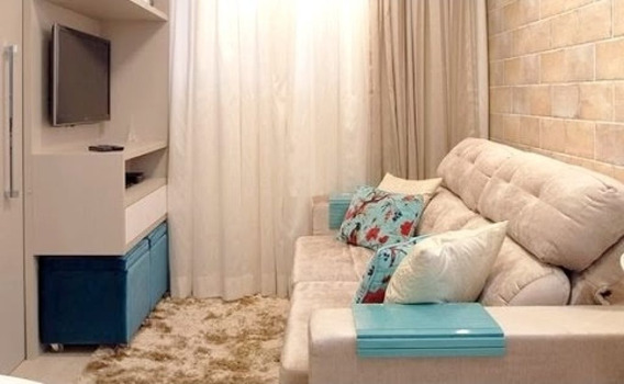 Flat Na Vila Nova Conceição 01 Dorm 58m² - Sf24465
