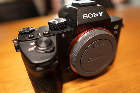 Câmera Sony Alpha A7 Iii (corpo) + Bateria Original Extra