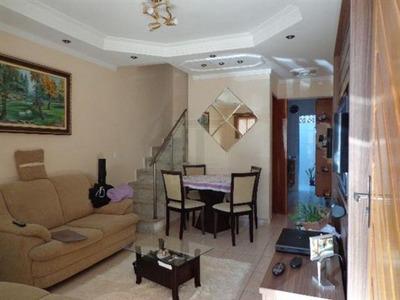 Ótimo Sobrado Em Condomínio, 2 Dorms, 1 Vaga, Bairro Vila Ema. - Tr150