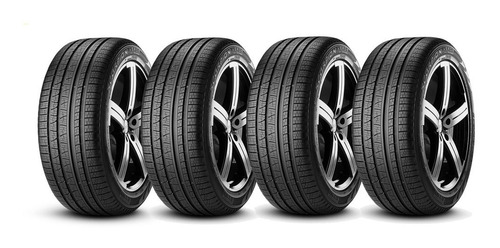 Kit 4 Pirelli Scorpion Verde All Season 255/55 R19 111h