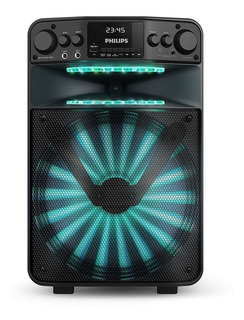 Parlante Bluetooth Portátil Party Speaker Tanx50/77 Philips