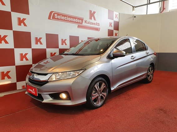 Honda City City Sedan Ex 1.5 Flex 16v 4p Aut.