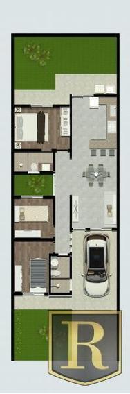Casa Para Venda Em Guarapuava, Boqueirão - Cs-0011_2-754680