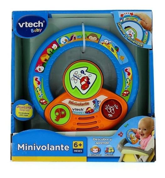 Vtech Primera Infancia - Minivolante Estimula A Tu Bebe