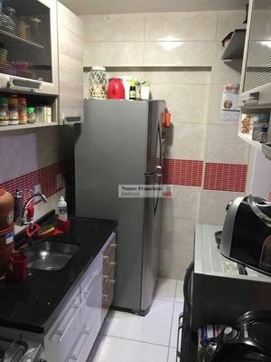 Mandaqui - Zn/sp Apartamento 02 Dormitórios,01 Vaga - R$ 275.000,00 - Ap5834