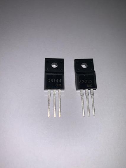 1 Par Transistor C6144 E A2222 Epson L355 L210 L365 Xp214
