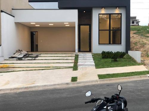 Casa Com 3 Quartos À Venda, 142 M² Por R$ 765.000 - Ca11702